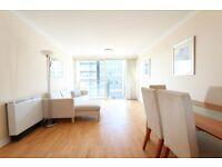 TWO bedroom TWO bathroom 3rd floor flat, PORTER, secure PARKING, BALCONY, NO ADMIN FEES, E14 5SH