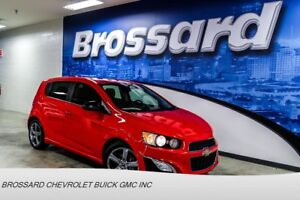 2015 CHEVROLET SONIC 5DR HB RS