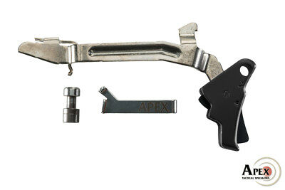 Apex Tactical Glock Action Enhancement Kit   Trigger Bar  Plunger And Connector