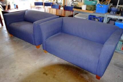 Sofas 2 X 2 seater