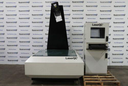 Virtek LPS-1DS Laser QC Parts Scanner Inspection Machine