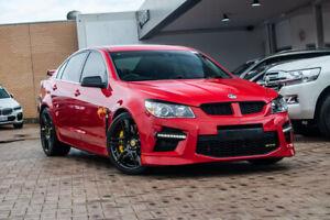 2014 Holden Special Vehicles GTS Gen-F MY14 Red 6 Speed Manual Sedan