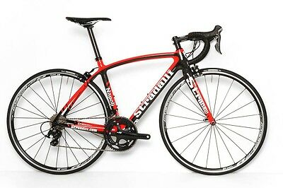 STRADALLI SHIMANO 105 11SP FULL CARBON ROAD BIKE BICYCLE DT SWISS SMALL 50