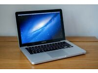 MacBook Pro, 13-inch, Mid 2012, 2.5 GHz i5, 8GB RAM, 1TB HDD