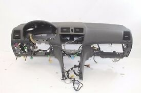Left hand drive dashboard Europe type Honda accord ivtec VIII 2003 - 2008 LHD conversion 2 available