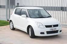 Suzuki Swift Hatchback - 2005 - Manual  - White Salisbury Salisbury Area Preview