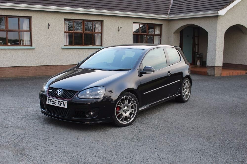 2007 mk5 volkswagen golf gti edition 30 dsg high spec nav tfsi turbo in craigavon county. Black Bedroom Furniture Sets. Home Design Ideas