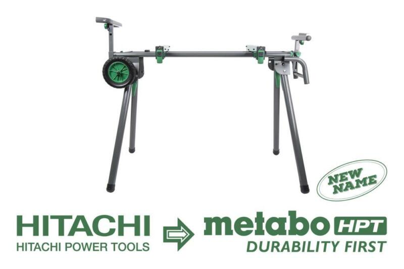 Metabo Hpt-UU240FM Heavy-Duty Miter Saw Stand