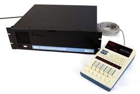 Lexicon 480L Reverb Unit