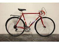 "Vintage Men's PEUGEOT ELITE Racing Road Bike - 22.5"" Frame - 12 Speed - Restored Classic"