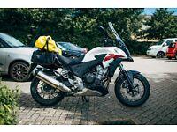 Honda CB500X – Adventure bike