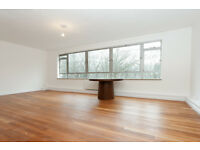 A newly refurbished and spacious two double bedroom flat