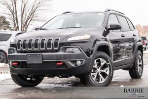 2018 Jeep Cherokee ***TRAILHAWK***4X4***POWER LIFTGATE***