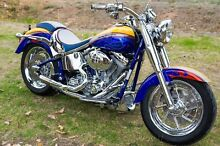 2006 screaming eagle CVO fatboy West Perth Perth City Preview