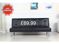 Brand new Sofa bed black