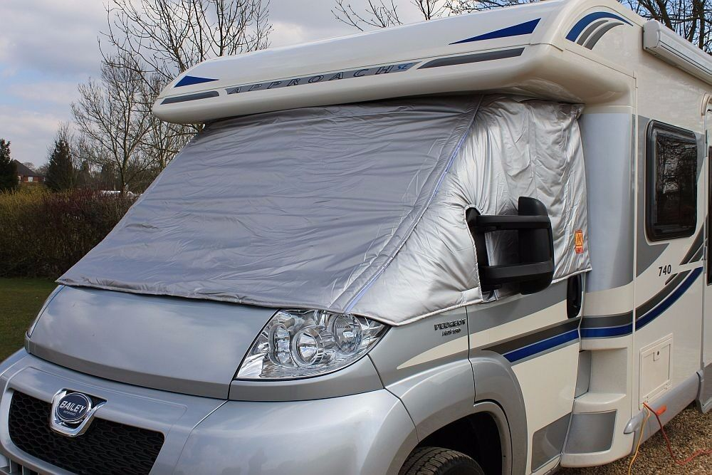 Motorhome Taylormade External Windscreen Cover With Mesh