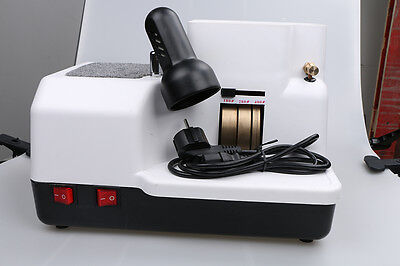Optical Hand Edger - Manual Lens Grinder Lens Grinding Machine 3 Wheels Ac Cp-6a
