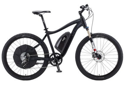New Ohm Electric Assist Bicycle