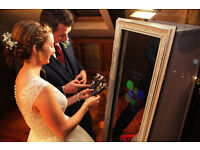 Magic Mirror Selfie Photo Booth Wedding and Party Hire !!SPECIAL OFFER!!