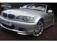 BMW 3 series 3.0 litre M Sport IMMACULATE inside and out
