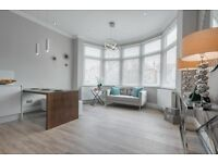 Spectacular newly refurbished 3 double bedroom duplex flat to rent in Willesden Green (Jubilee)