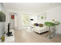 Luxury 2 bedroom 2 bathroom flat in West Greenwich, furnished or unfurnished