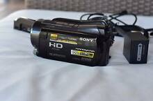 Sony HDR-SR12E Handycam Full High Definition Camcorder