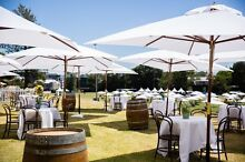 Wine barrel hire Sydney Cromer Manly Area Preview
