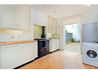 CHARMING 2 DOUBLE BEDROOM HOUSE WITH GARDEN SET ON ICONIC KELLY STREET- CAMDEN & KENTISH TOWN