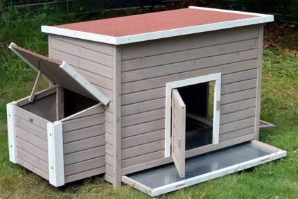 XL Chicken Coop Rabbit Guinea Pig Hutch Ferret Guinea Pig House
