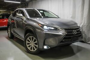 2015 Lexus NX 200t BACK UP CAM, CUIR, MAG, TOP CONDITION