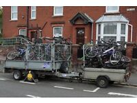 Cash paid for adult only unwanted bikes