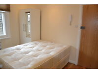 Large double studio flat in Hampstead/ Belsize Park. Excellent condition. All bills included.