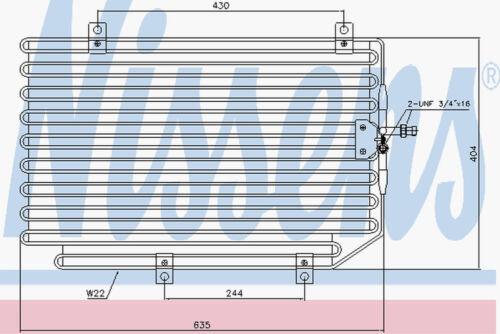 Denso DCN01023 Condensers