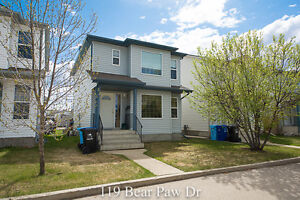 119 Bear Paw Dr, 4 Bed 3.5 Bath Timberlea double parking