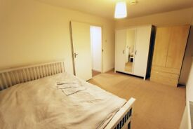A double room in Surbiton