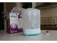 Philips Avent 2 in 1 Electric Steriliser