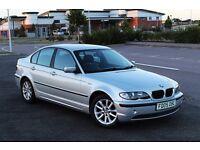 2005 BMW 318i 2.0 ES LOW MILES! NEW MOT NO ADVISORY! JUST SERVICED! NO FAULTS! CLEAN! E46 320 316