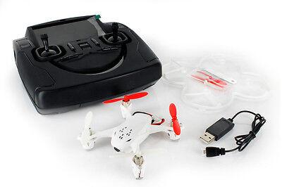 Hubsan H107D X4 LCD Transmitter 2.4G FPV 4CH 6 Axis RC Quadcopter W/Camera