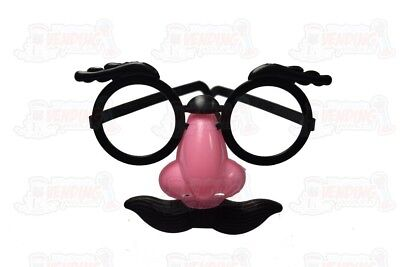 12 Kids Disguise Glasses Nose and Mustache Cute Favors!