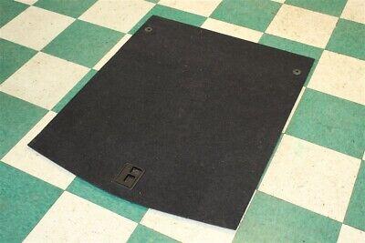 10-16 A4 Rear Trunk Spare Tire Carpet Cover Mat Floor Pad Trim Panel Factory OEM