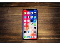iPhone X 64GB Space Grey EE As New Condition