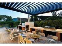 Outdoor Pizza Ovens and Outdoor Kitchens