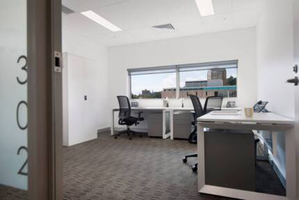 4 Desk Serviced Office Double Bay Well Lit and Renovated Centre