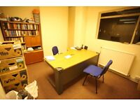 Paisley office, unit, workspace from £199, Bills included, choice of spaces available, next to shops