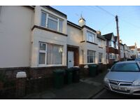 Two bed garden flat in Hove