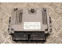 FORD FIESTA MK7 ST180 1.6 ECOBOOST ENGINE ECU C1BY-12A650-AD 2013-2017 EA13O
