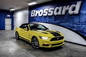 2015 Ford MUSTANG CONVERTIBLE GT PREMIUM 50e ANNIVERSSAIRE