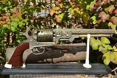Colt 1851 Engraved Navy Revolver Butane Lighter - Gun - Pistol - M1851