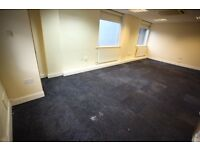 312 sq ft Office, Trade Counter, Unit, workshop, showroom, Glasgow Southside, 1 min from Motorway